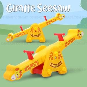 GIRAFFE SEESAW