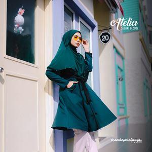 Atelia ( Alpine Green )