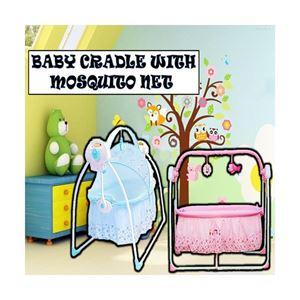 BABY CRADLE WITH MOSQUITO NET N00819 eta 23 july 18