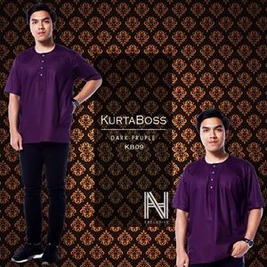 Kurtaboss by HANA (Dark Purple)