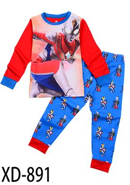 XD-891 ULTRAMAN KIDS PYJAMAS