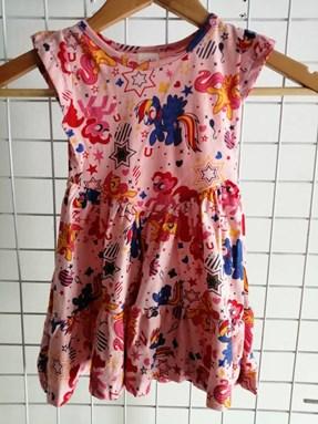 Princess Dress V2 : MY LITTLE PONY, size 2-4
