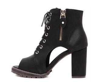 Shoe 2707 Black | Brown