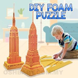 DIY FOAM PUZZLE