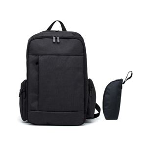 Stylish Diaper Bag Black