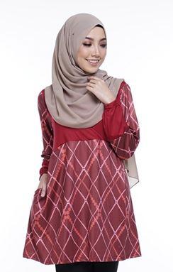 Ella Misaki (QM123)  Blouse - Size XS, M, XL, XXL available