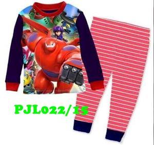 @  PJL022/15 BIG HERO 6 RED