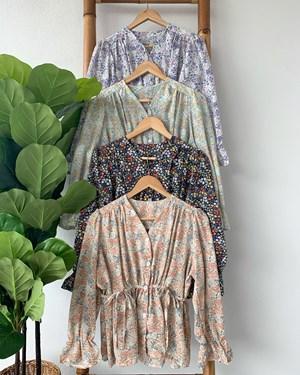 Zella blouse