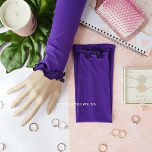 Handsock Bella - IRIS PURPLE
