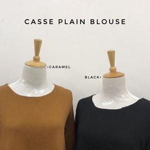 CASSE PLAIN BLOUSE