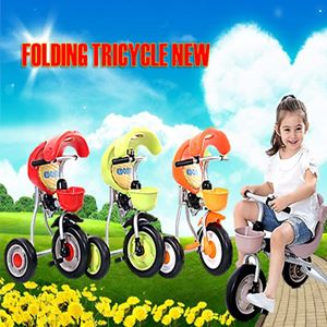 FOLDING TRICYCLE NEW N00913