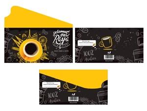SAMPUL DUIT RAYA 2021 - COFFEE TIME