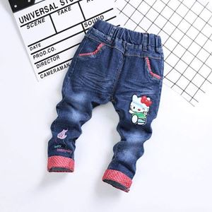 KIDS JEANS HELLO KITTY