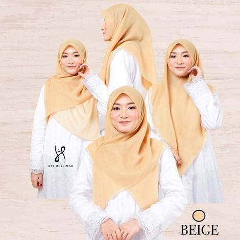 BAWAL AISYA - BEIGE