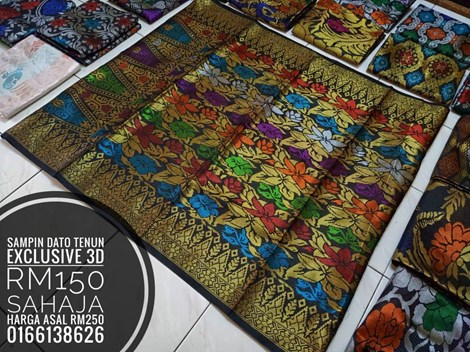 SM3D-13 - SAMPIN DATO TENUN EXCLUSIVE 3D