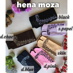HENNA MOZA