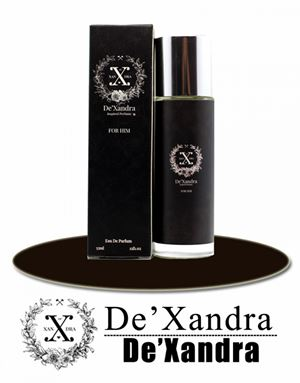 DEXANDRA HIM BY DE'XANDRA EDP 35ML - M CS