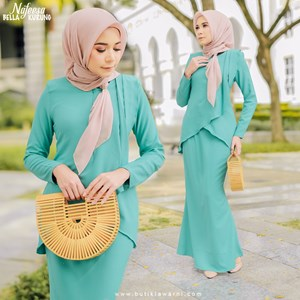 NAFEESA BELLA MINT GREEN