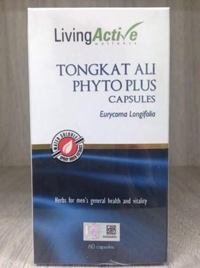 Ekstrak Tongkat Ali Phyto Plus (EXP DATE MAC 2021)