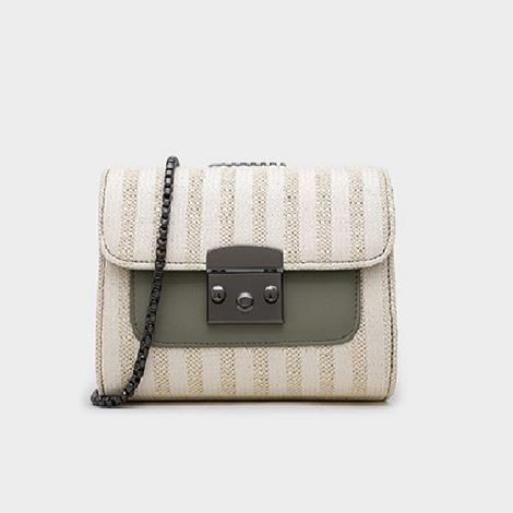 ADOREE BY AGAPE   OLIVE + BEIGE