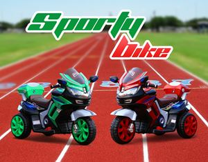 Sporty Bike