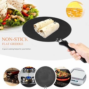 Flat Non-stick Iron Pan