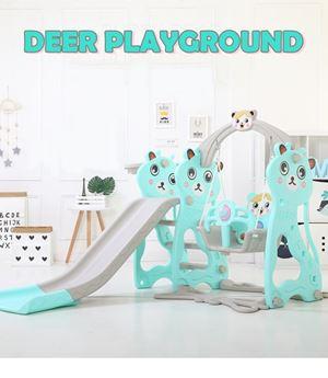 DEER PLAYGROUND
