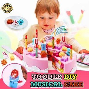 TOODLE DIY musical CAKE