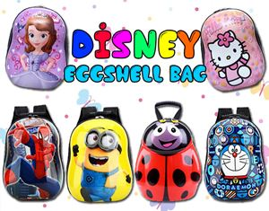 Disney Eggshell Bag