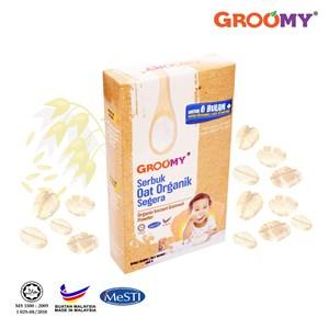 Organic Instant Oatmeal Powder