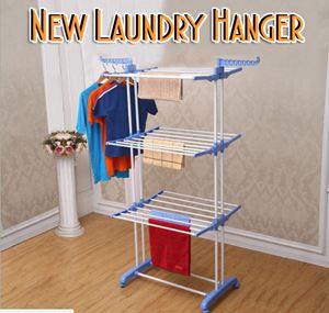 New Laundry Hanger