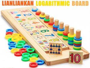 LIANLIANKAN LOGARITHMIC BOARD