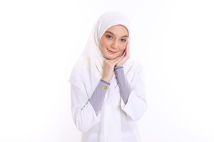 WARDA - SOFT GREY'