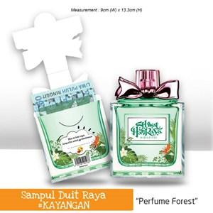 SAMPUL DUIT RAYA KAYANGAN - PERFUME FOREST