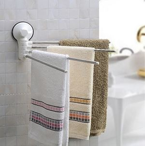 Korean Flexible Towel Bar