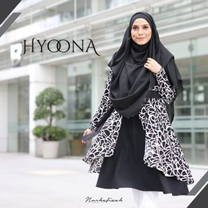 HYOONA BLOUSE ( Main Black )