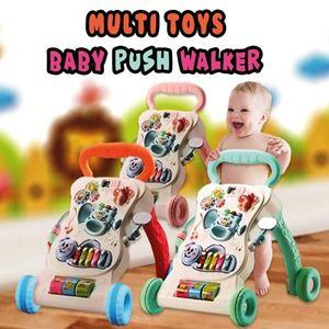 MULTI TOYS BABY PUSH WALKER ETA 22 DEC 19