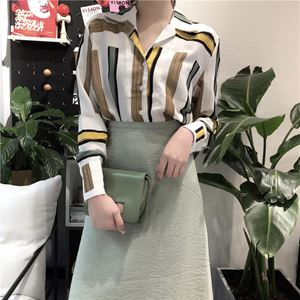 Korean Casual Chic Shirt