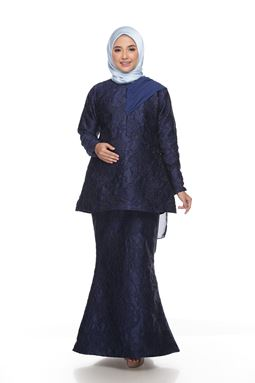 Sri Ledanng Kurung Exclusive - Blue