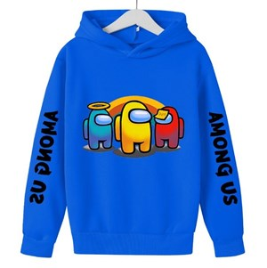 Among US Unisex Sweater [  BLUE  ]   ( 100-110-120-130-140-150-160cm )