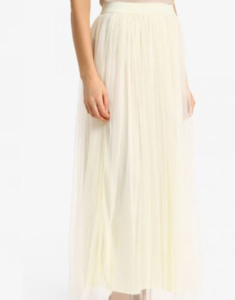 SYATY TULLE SKIRTS IN CREAM