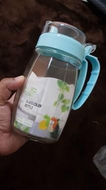 Glass Oiler Bottle