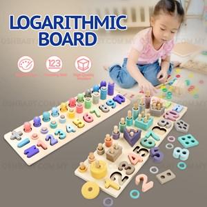 LOGARITHMIC BOARD