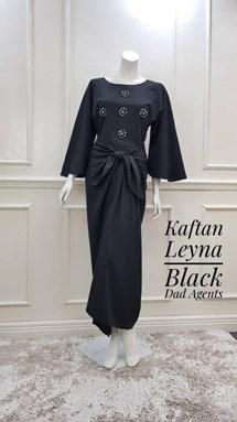 Kaftan Leyna Black