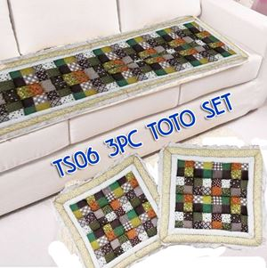 TS06 3pc Toto Set