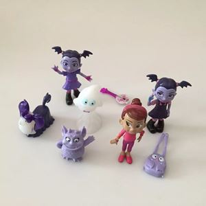 Vampirina Figurine (8 pieces)