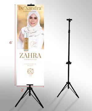 ZAHRA TRIPOD BUNTING