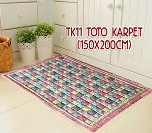 TK11 TOTO KARPET (150 x 200cm)
