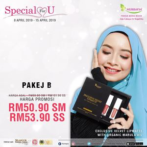 NURRAYSA Special For You - Package B