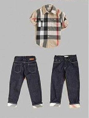 B035/12 BURBERRY BOY 01